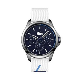 Lacoste Men's Water Resistant Silicone Analog Watch 2010979