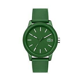 Lacoste Men's Water Resistant Silicone Analog Watch 2010987