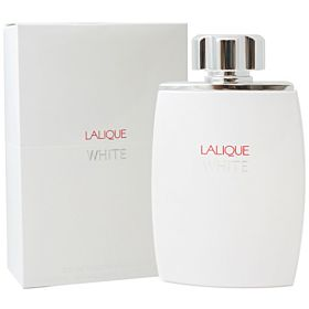 Lalique White by Lalique for Men - Eau de Toilette, 125 ml
