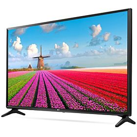 LG Full HD Smart LED TV With Built-In HD Receiver- 49LJ550V