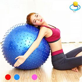 Marshal Fitness Anti Burst Fitness Ball - 75 cm