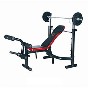 Marshal Fitness Bench BX-620 Deluxe Weight Bench