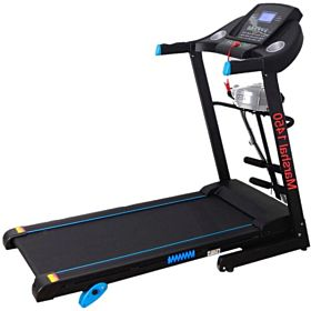 MARSHAL FITNESS Daily Exercise Treadmill With Preset Exercise Program for Health and Fitness-BXZ-1450-4