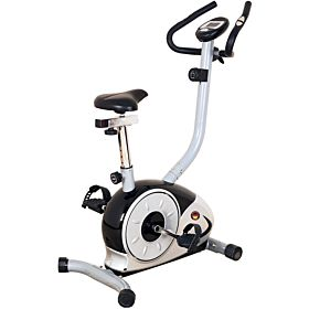 Marshal Fitness Eight Level Magnetic Resistance Heavy Duty Upright Exercise Bike-Bx-114B