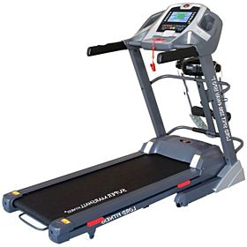 Marshal Fitness Heavy Duty Electric Treadmill With Auto Incline Function With Mp3/Usb Port And Hi Fi Audio-SPKT-3290