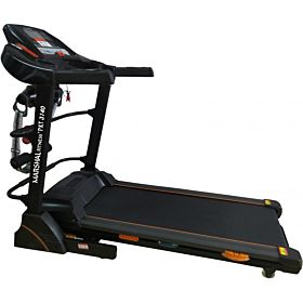 Marshal Fitness Heavy Duty Two Motor Auto Incline Treadmill - PKT-3140