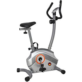 Marshal Fitness Home Use Exercise Bike with Time,Distance,Speed ,calories and puls calculation-Bx-640B