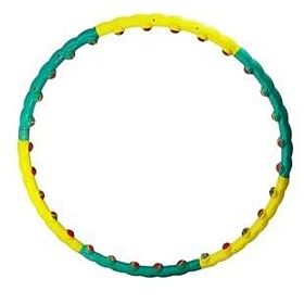 Marshal Fitness Hula Hoop with Massage Ball