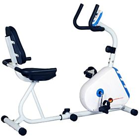 Marshal Fitness Lazy Magnetic Exercise Bike - 866L