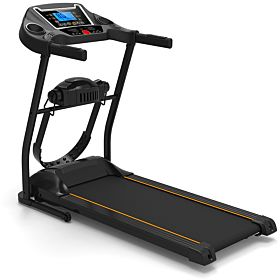 Marshal Fitness Light Weight Home Use Treadmill With Beauty Massager-PKT-130-4