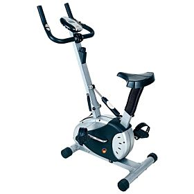 Marshal Fitness Magnetic Bike with Pump Handle, 0061