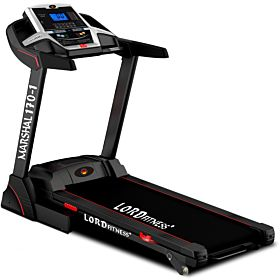 Marshal Fitness Multi-function Foldable Treadmill - PKT-170-1