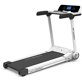 Marshal Fitness Pre installed Fancy Smart and Slim Easy Storage Fordable Home Use Treadmill - LF-T700
