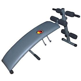 Marshal Fitness Sit-up Bench, 26