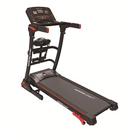 Marshal Fitness Two Motors Auto Incline Low Noise Running and jogging Machine Fold able Home Use Treadmill-MFMC-124-4