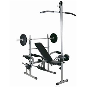 Marshal Fitness Weight Bench - BXZ-W400DA