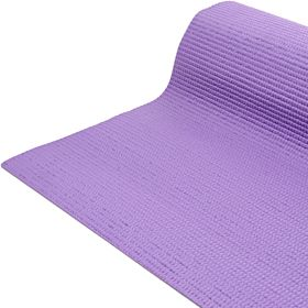 Marshal Fitness Yoga Mat with Carrying Bag, Purple