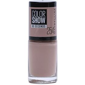 Maybelline NewYork Color Show Nail Polish 254 Latte