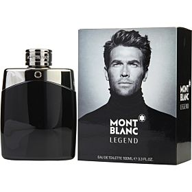 Mont Blanc Legend Men Edt 100ml