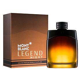 Mont Blanc Legend Night Men Edp 100ml