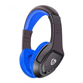 Music Wireless Headset MX333 - Blue