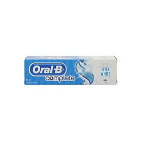 Oral B Complete Extra White Toothpaste 100 ml