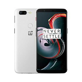 OnePlus 5T Star Wars Edition Dual SIM White 128GB 4G LTE