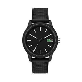 Lacoste Men's Water Resistant Leather Analog Watch 2010977