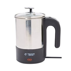 TEAM Stainless Steel Travel Kettle TM 414