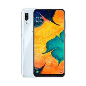 Samsung Galaxy A30 Dual SIM white 64GB 4G LTE-White