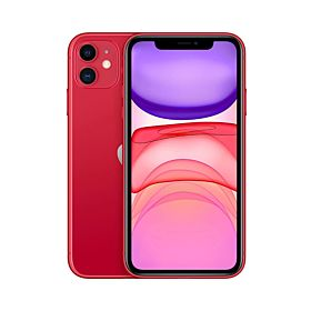 Apple iPhone 11 without FaceTime -(PRODUCT) Red