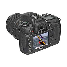 Nikon D80 SLR Digital Camera Kit with 18-55mm VR Lens