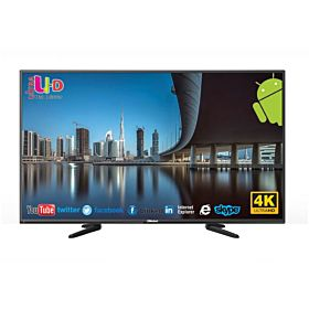 Nobel 50 Inch 4K UHD Smart LED TV - UHD50LEDS