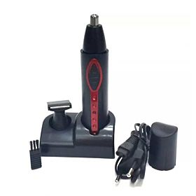 2 in 1 Rechargeable Electric Nose & Beard Trimmer, JDL-0017