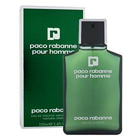 Paco Rabanne Pour Homme Green EDT 100ml For Men