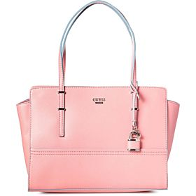 Guess Tote Bag For Women, Peach