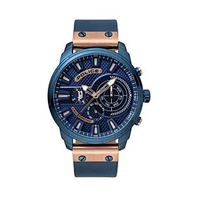 Police Men's Rush Chronograph Watch P 15001JSTR-02M