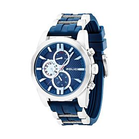 Police Men's Momentum Chronograph Watch P 15000JSR-12