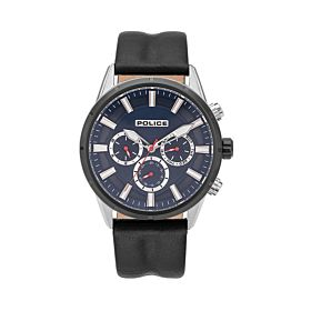 Police Men's Driver Analog Watch P 14383JS-03M