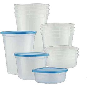 Prestige 12 Piece Set of Containers with Lid, PR46218