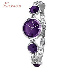 Kimio Fashion Ladies Watch-NO.46 Purple