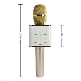 Q7 Wireless Handheld Karaoke Microphone Bluetooth For Smart Phones