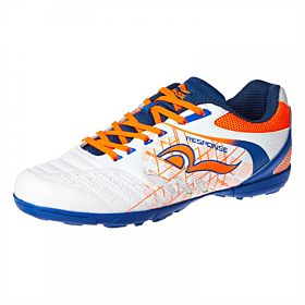Response Football Shoe for Men - White and Blue