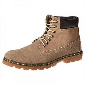 Response Lace Up Boots for Men - Apricot