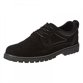 Response Lace Up Shoe for Men - Black