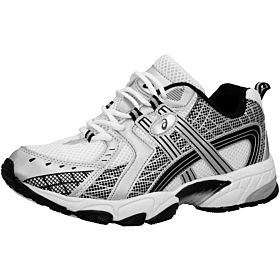 Response Running Shoe For Men white and grey mixed color