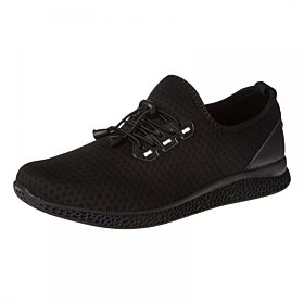 Response Training Shoe for Men - Black