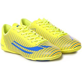 Response Yellow green Football Shoe For Men