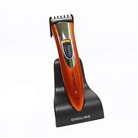 Dingling Rechargeable Professional Hair Trimmer, RF-602