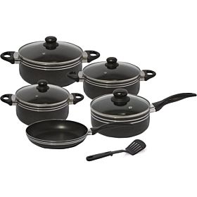 Royalford 10-Piece Cookware Set RF-7065